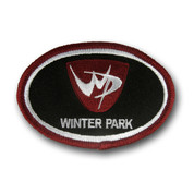 Winter Park Logo Ski Patch