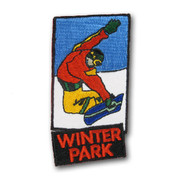 Winter Park Snowboard Ski Resort Patch