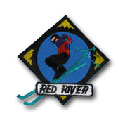Red River Skier Ski Patch