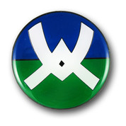 Waterville Logo Ski Magnets