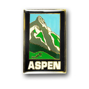 Aspen Green Mountain Magnet