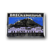 Breckenridge Town Magnet