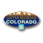 Copper Mountain Mountains Magnet