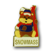 Snowmass Bear Magnet