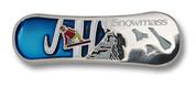 Snowmass Board Magnet