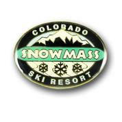 Snowmass Oval Magnet