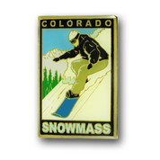 Snowmass Rectangular Magnet