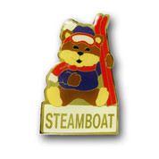 Steamboat Bear Magnet