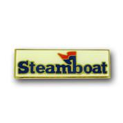 Steamboat Logo Magnet