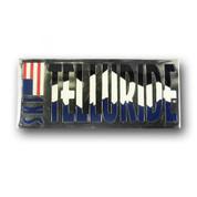 Telluride Rectangular Magnet