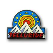 Telluride Sun Magnet