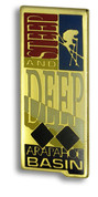 Arapahoe Basin Deep Ski Resort Pin