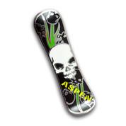 Aspen Skull Snowboard Ski Resort Pin