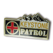 Keystone Ski Patrol Ski Resort Pin