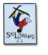 Loveland Ski Resort Pin