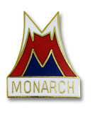 Monarch Ski Resort Pin