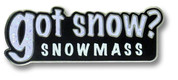 Snowmass Got Snow Ski Resort Pin