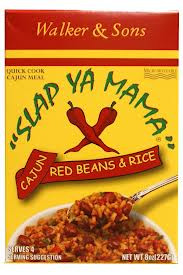 Slap Ya Mama Cajun Red Beans and Rice