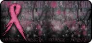 BC Grunge Ribbon Black