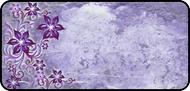 Star Flowers Purple