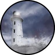 Stormy Lighthouse BR