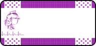 Saving Lives Purple
