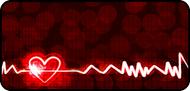 Glowing Heartbeat
