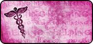 CAD Grunge Pink