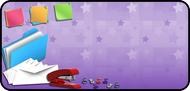 Office Purple Stars