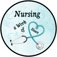Nursing Work Aqua BR