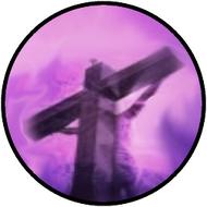 John 3:16 Purple BR