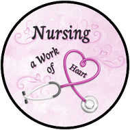 Nursing Work Pink BR