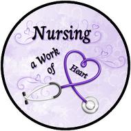 Nursing Work Purple BR