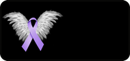 Ribbon Wings Purple