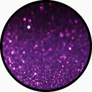 Glitter Purple BR