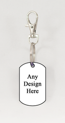 Any Keychain Design