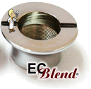 eGo Chrome Cone for 5mL Tank at ECBlend Flavors
