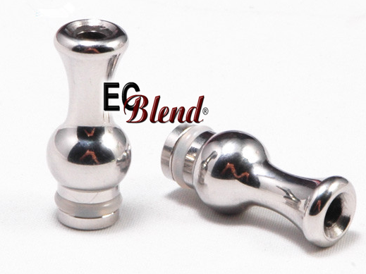 Drip Tip - ECBlend - 510/901/808 - All Stainless Steel - Ming