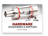 Vapor Hardware and Supplies by ECBlend