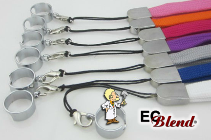 eGo Battery Lanyard at ECBlend Flavors