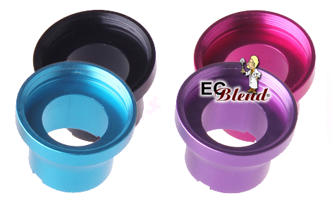 Anodized eGo Cone for 5mL Tank at ECBlend Flavors