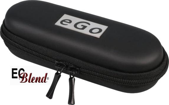 EGO Branded PV/ E-Cig case at ECBlend Flavors