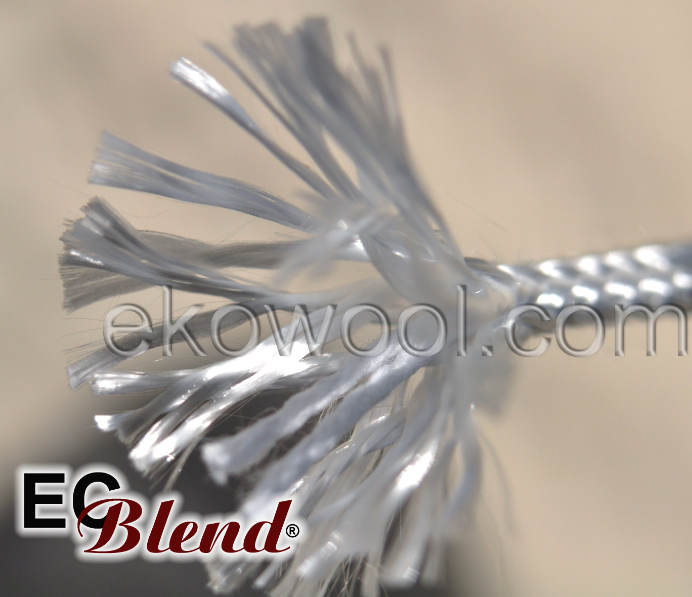 Ekowool Silica Wick for Rebuildable - at ECBlend