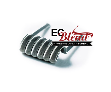 Alien Framed Staple Coils at ECBlend E-Liquid Flavors