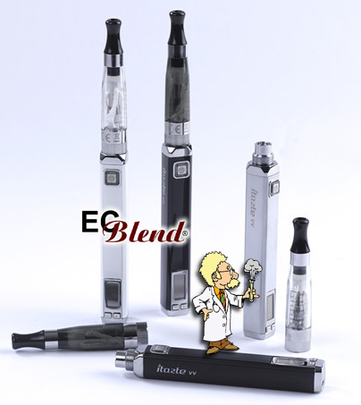 Battery - Innokin - iTaste VV/VW at ECBlend E-Liquid Flavors