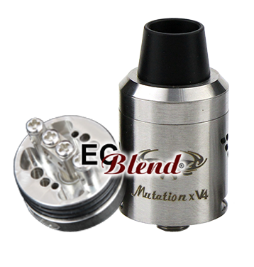 Authentic Indulgence Mutation X V4 at ECBlend Flavors