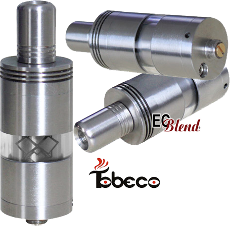 Tobeco Rebuildable Orchid Atomizer at ECBlend