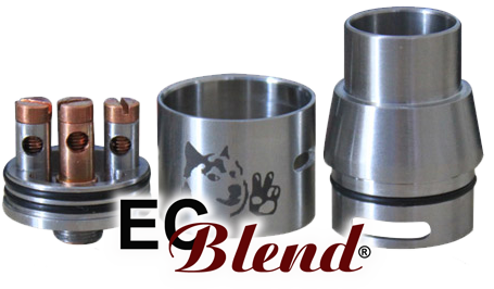 ECBlend Flavors | Rebuildable Atomizer from Tobeco - Congrevape Doge v2 Clone