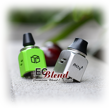 Authentic Wotofo Atty3 Cubed RDA at ECBlend Flavors