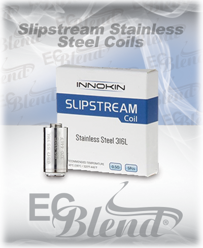 Slipstream Stainless Steel Coils